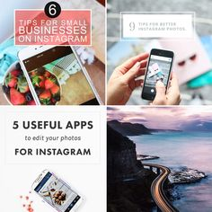 Instagram Tips for Bloggers and Small Biz Owners | The Blog Market