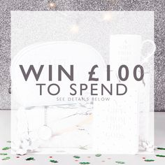 IN £100 WORTH OF GOODIES OF YOUR CHOICE 🙌🏻😲👯♀  As a Merry Christmas to you and a thank you for your love, we are spoiling one lucky winner with £100 worth of goodies. The winner can choose anything on the site up to £100 💕  To enter: head over to our Instagram account @agiftfromthegods   The competition closes tonight at 11:59 GMT so don't miss out! Merry Christmas To You, Instagram Accounts, Gift Guide, Competition, Goodies, Love You, Gifts, Sweet Like Candy, Treats