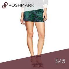 Gap Tropical Palm Shorts Gap Tropical Palm Shorts Size 4 Excellent condition GAP Shorts