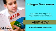 Get Enroll in leading IELTS preparation courses in Vancouver Canada English Study, Learn English, Vancouver, English Language Course, Test Preparation, Ielts, Courses, Have Fun, Canada