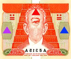 """50""  [Billetes chapines]  2012"