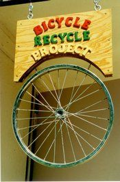 Bicycle Recycle Project  (Nevada USA)