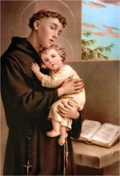 "This prayer to St. Anthony is said to have ""never been known to fail"" - The Catholic Herald Catholic Herald, Catholic Saints, Roman Catholic, Catholic Books, Catholic Prayers, Prayer To St Rita, Catholic Prayer For Protection, Catholic Communion, Saint Anthony Of Padua"
