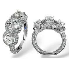 The exact ring I want! Jude Frances engagement ring