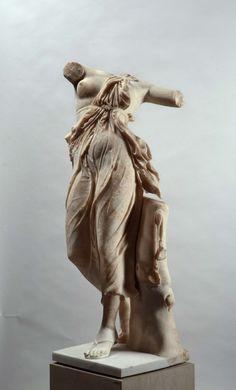 """""""Berliner Tänzerin""""   Roman copy 2nd half Century BC. © Foto: Antikensammlung der Staatlichen Museen zu Berlin - Preußischer Kulturbesitz"""