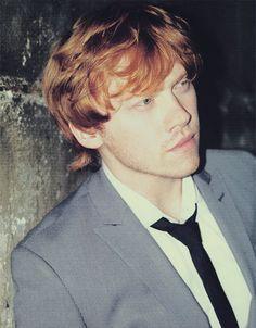 Rupert Grint: cutest ginger ever. love him (: