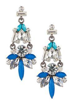 Blair Statement Earrings on HauteLook