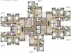 Large Open Floor Plans | Open Floor Plans from Houseplans.com - House Plans – Home Plans