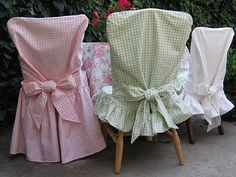 Slipcovers For Armless Dining Room Chairs The Definition Of U0027pretty  Slipcoversu0027 Part 45