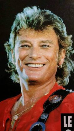 johnny hallyday Johnny Haliday, Laura Smet, Sophia Loren Images, Photo Portrait, Christian Audigier, Portraits, Tour Eiffel, Music Artists, Rock N Roll