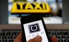 Uber drivers stage protest in Taiwan  #Uber #protest #Taiwan