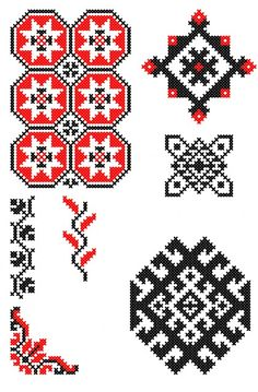 VB053 Cross Stitch Designs, Cross Stitch Patterns, Fabric Origami, Beading Patterns, Cross Stitch Embroidery, Pixel Art, Diy And Crafts, Hand Weaving, Crochet