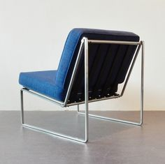 Set of 2 model 024 lounge chairs from the sixties by Kho Liang Ie for Artifort