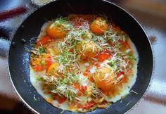 warzywna jajecznica