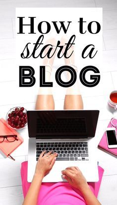 A step-by-step guide that shows you exactly how to start a blog | Financegirl