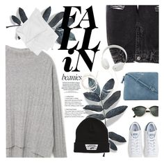 """""""#beanies"""" by giulls1 ❤ liked on Polyvore featuring River Island, adidas, The Row, Molami, Ray-Ban, MANGO, Vans, Hermès, Fall and beanies"""