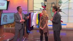Sneak Peek: Simple Ways to De-Clutter Your Closet: Professional organizer Peter Walsh shows how hanging clothing the opposite way in your closet will help you get rid of items you don't wear. Simple Way, Make It Simple, Peter Walsh, Creative Storage, Declutter Your Home, Crazy Life, Storage Organization, Organizing, How To Know