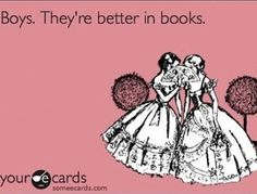 A problem you have after reading a bunch of books... I know I'm guilty!