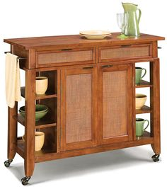 Image detail for -Kitchen Island Tables - Portable Kitchen Islands