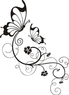 Wood burning designs stencil paint 28 Ideas for 2019 Stencil Patterns, Embroidery Patterns, Hand Embroidery, Stencil Templates, Templates Free, Vine Tattoos, Wood Burning Patterns, Motif Floral, Border Design