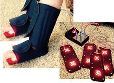 Try our Infrared Light Therapy Boot for neuropathy!