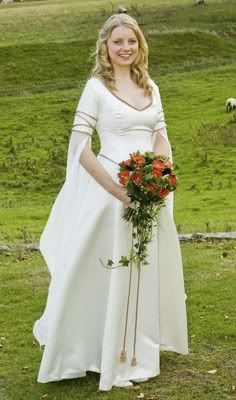 traditional viking wedding dresses - Google Search | Vow Renewal ...