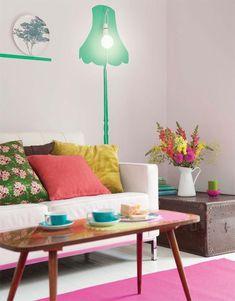 Dicas para pequenas mudanças na sala - Reciclar e Decorar : decoração com ideias fáceis