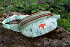 Gretl Dog Walking, Fanny Pack, Rikka, Pouch, Sewing, Digital, Pattern, Bags, Shopping