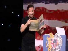HILARIOUS: Noah's Ark Is An Allegory, Not An Instruction Manual -Ricky Gervais on Noah's Ark @Upworthy