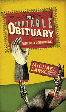 Portable Obituary  #BookCover #Book #Cover