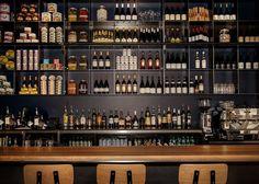 Ресторан SHED 5 от студии Loopcreative | Design Zoom