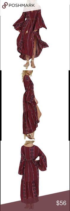 Selling this 🌹🌹🌹 FASHION STAPLE GYPSIE DRESS 🌹🌹🌹 on Poshmark! My username is: iehystyle. #shopmycloset #poshmark #fashion #shopping #style #forsale #Dresses & Skirts