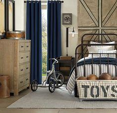 Boy's Room…