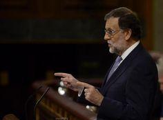 El Congreso se prepara para investir a Mariano Rajoy el día 29