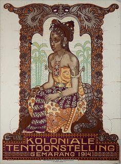Koloniale Tentoonstelling Semarang 1914