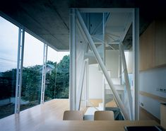 SANAA's most impressive creations | Architecture | Agenda | Phaidon staircase to top floor