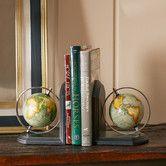 Found it at Wayfair - Globetrotter Book End