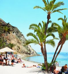 Beaches of California's Catalina Island