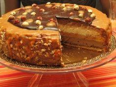 Croatian Recipes, Hungarian Recipes, Cupcake Recipes, Dessert Recipes, Torte Cake, Salty Snacks, Tea Cakes, Cakes And More, Cake Cookies