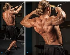 Capurso's Shoulder Workout. Build unbelievable shoulders and a set of stacked caps with this heavy-volume workout!