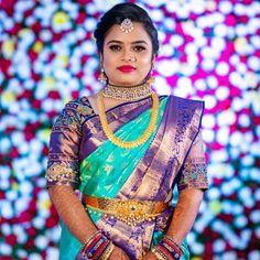 Sari, Blouse, Fashion, Saree, Moda, Blouses, Fasion, Saris, Trendy Fashion