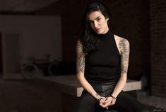 elle dee tattoos ink story garance dore photos