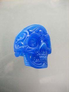 Crazy wax carving by ~flintlockprivateer on deviantART
