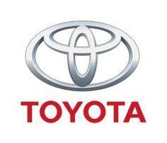 The classic Toyota logo