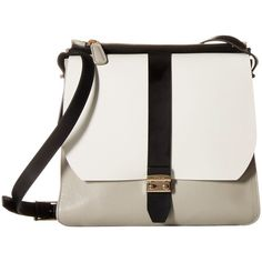 Furla Flair Small Messenger featuring polyvore, fashion, bags, messenger bags, handbags, furla, drum hardware bag, flat paper bags, white paper bags and hardware bag