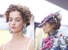 Jewellery Trend SS2013: Meadham Kirchhoff's OTT Jewels | Adorn London