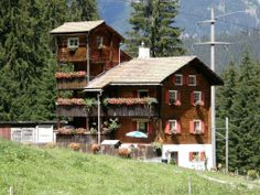 Chalet between Litzirütti and Arosa on The Chur-Arosa railway line!