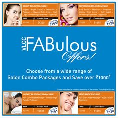 Be desirable!  Temptations unrestricted with our FABulous offers at special prices.