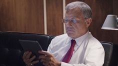 WSJ - Sir Martin Sorrell Interview
