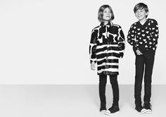 Burberry's kid-sized collection